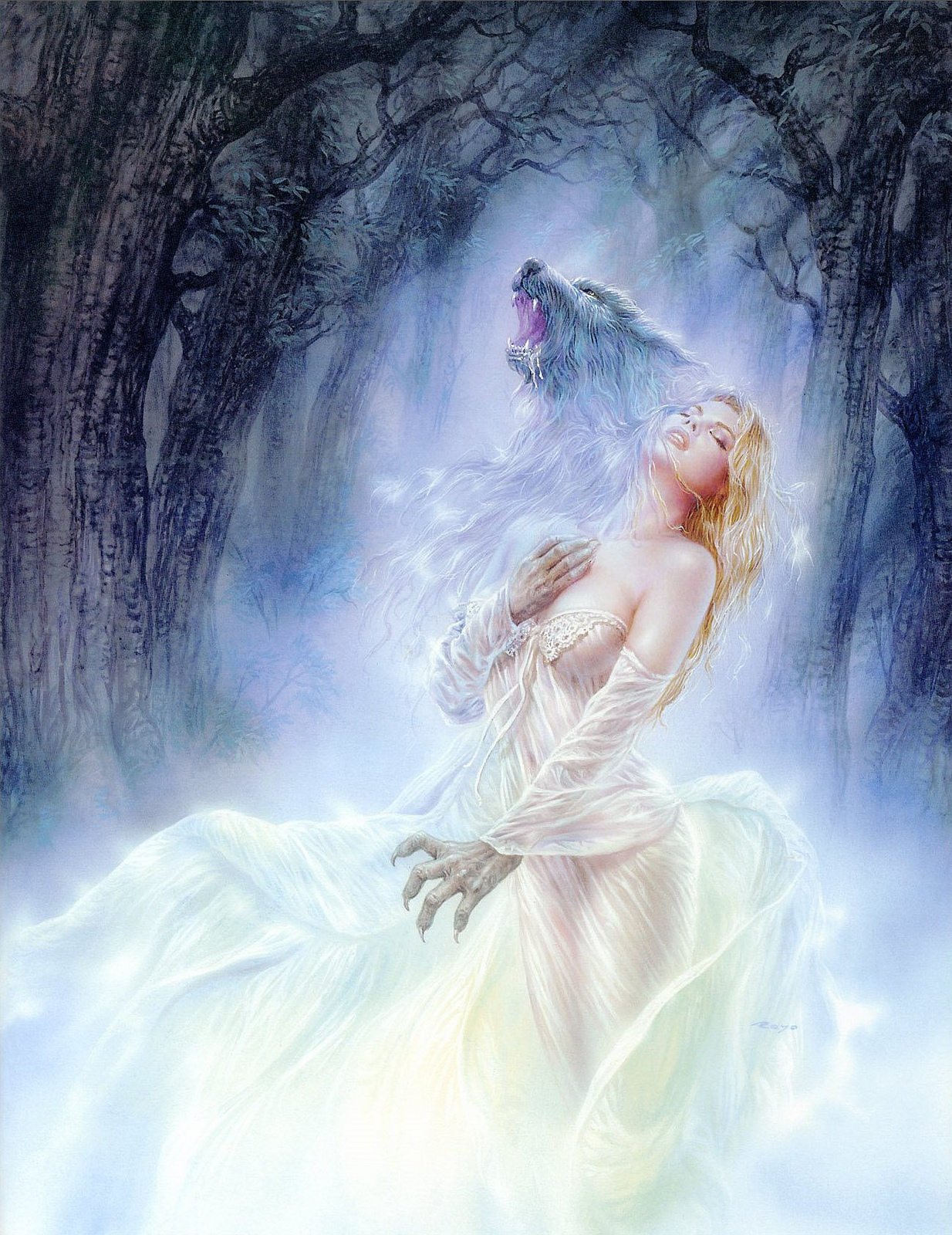 Luis Royo - The Enchantment