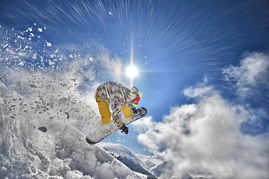 Snowboard, de Peter Virth