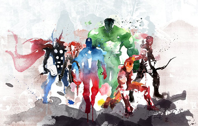 the avengers de flowmediaproductions