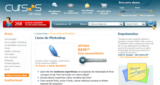 Curso de Photoshop - Cursos 24 Horas