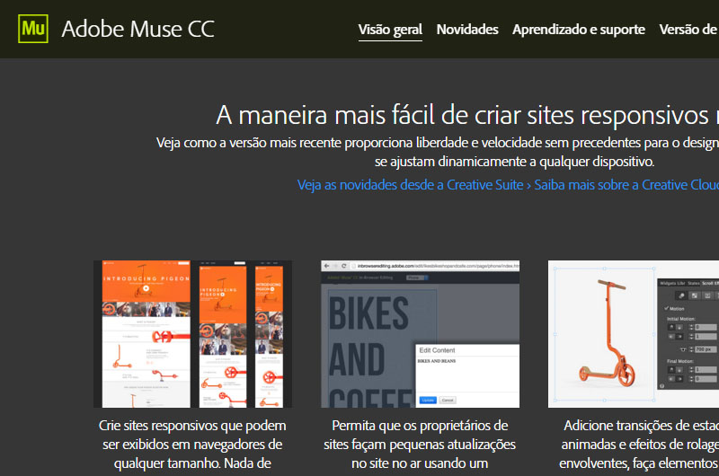 Adobe Muse For Mac Os X