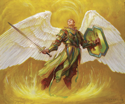 Higher Ideal Donato Giancola Magic