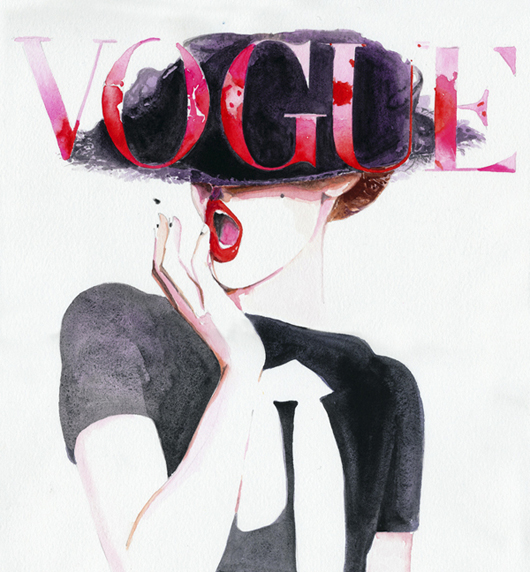 Deutche Vogue, de Cate Parr