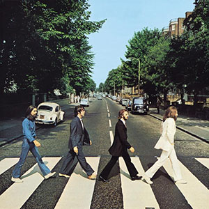 A Clássica Foto dos Beatles Cruzando a Abbey Road