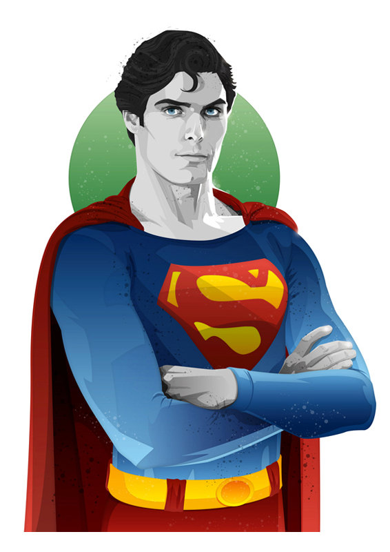 superman reeves mark reihill