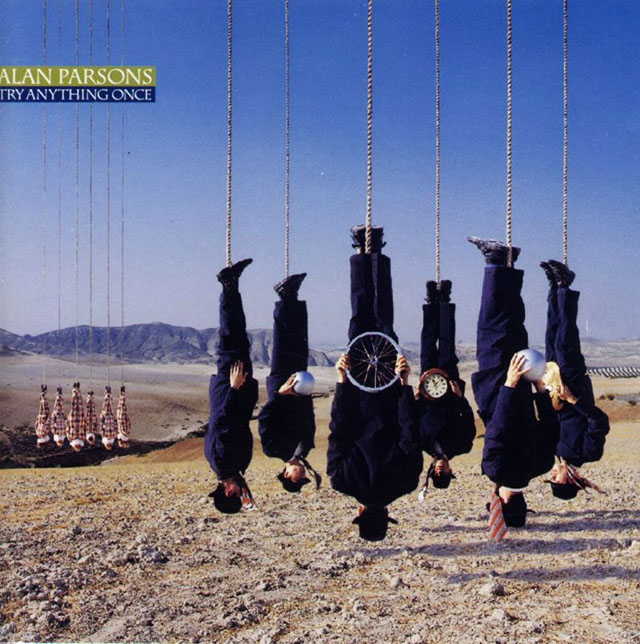 Alan Parsons Project - Try Anything Once