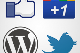 Como Exibir o Número de Likes, Plus e Tweets no WordPress