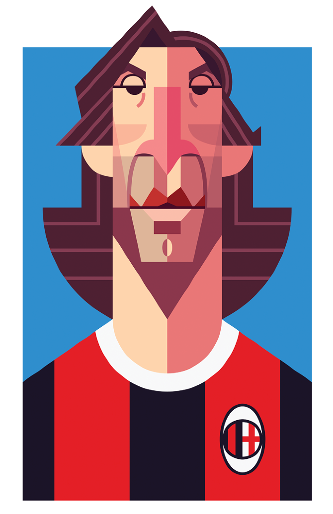 Playmakers Pirlo