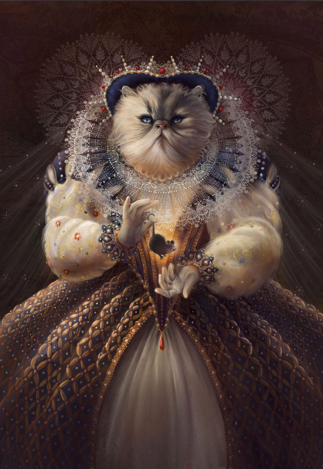 cat queen christina hess