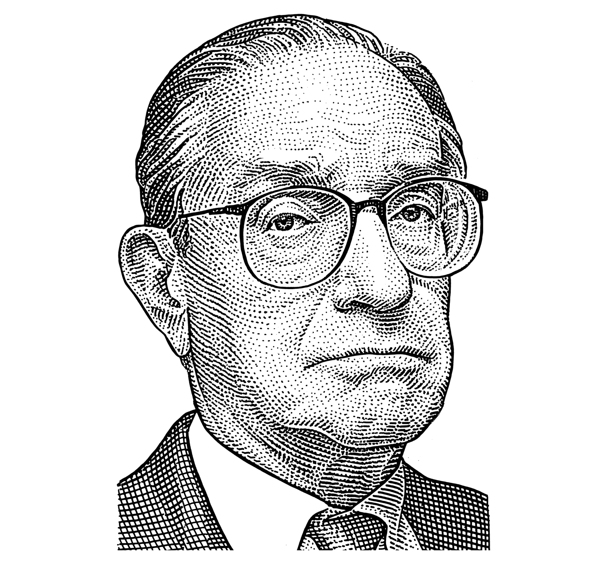 Hedcut Alan Greenspan