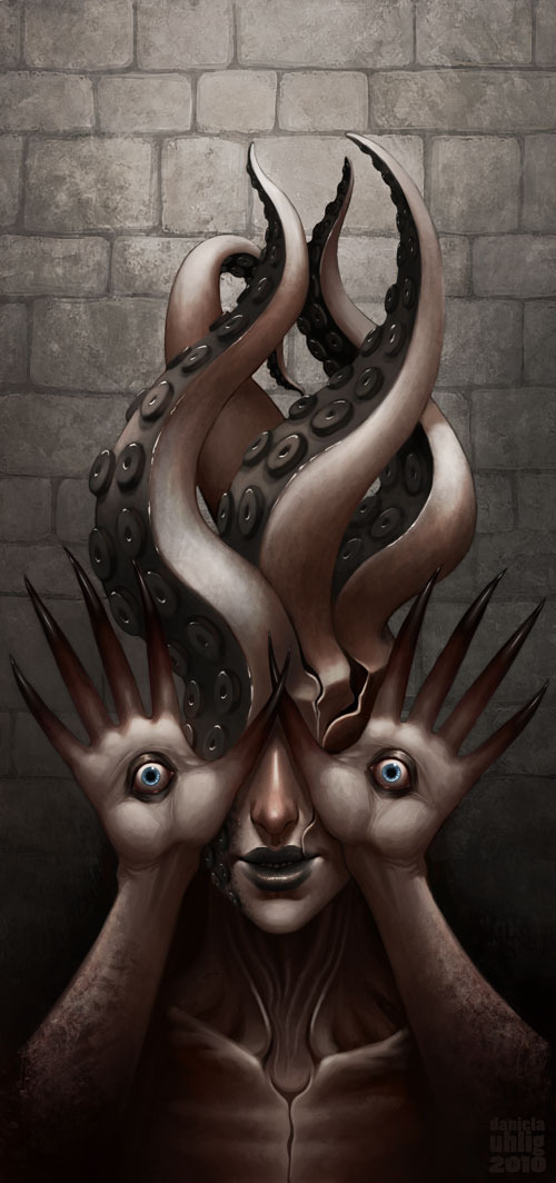 Daniela Uhlig - Tentacle Head