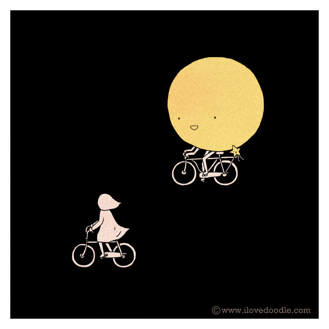 HENG SWEE LIM - Why does the moon follow me