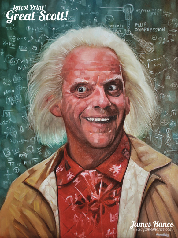 James Hance - Great Scott