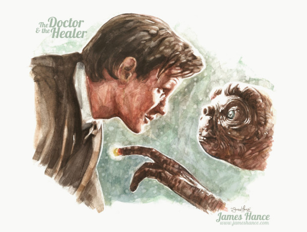 James Hance - The Doctor and The Healer