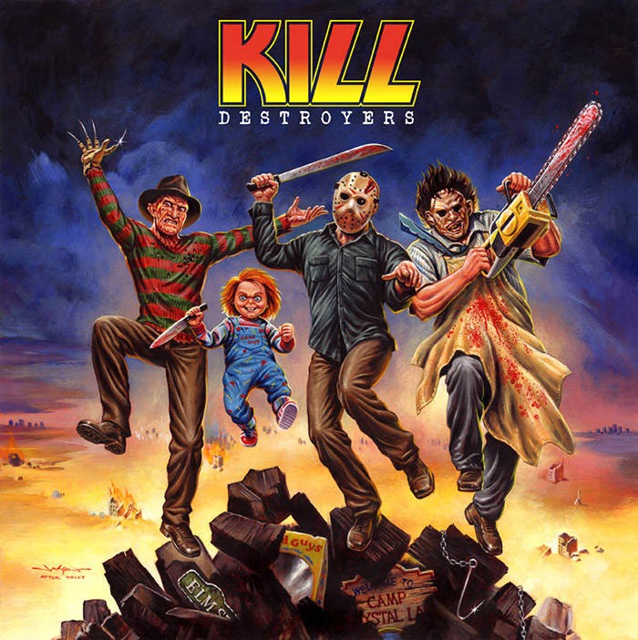 Kill de Jason Edmiston