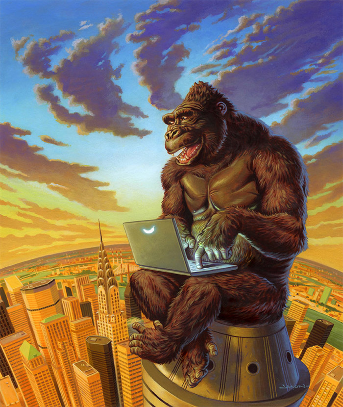 King Kong Blogs de Jason Edmiston