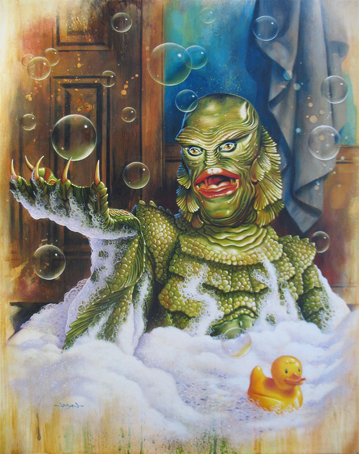 Mr Soaky de Jason Edmiston