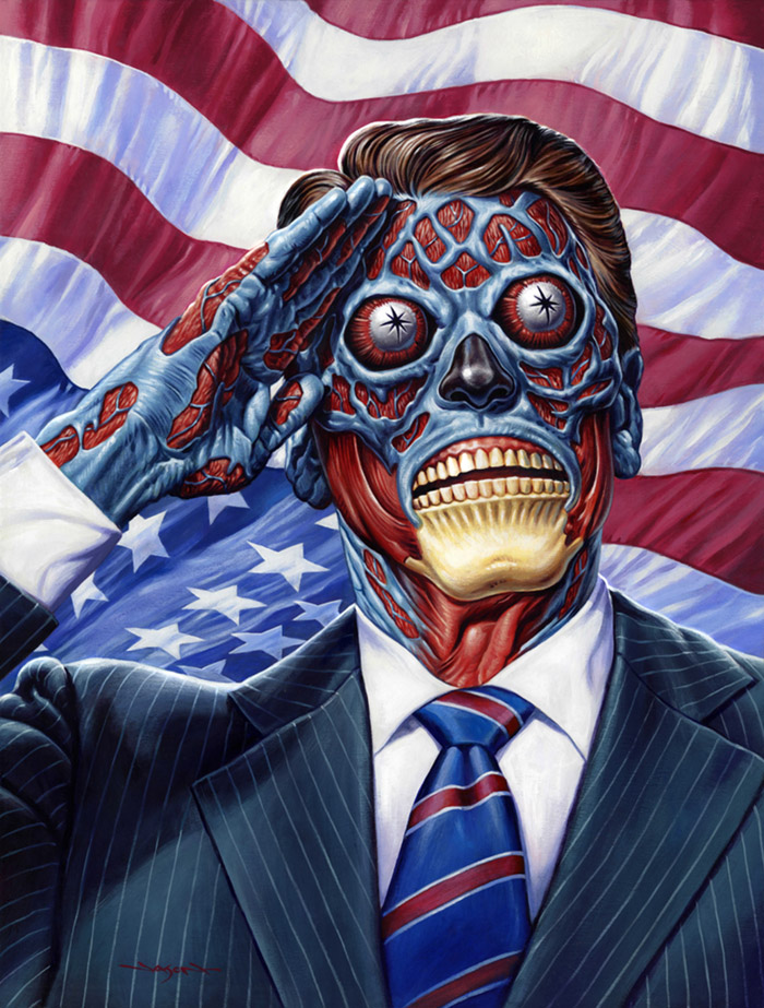 They Live de Jason Edmiston