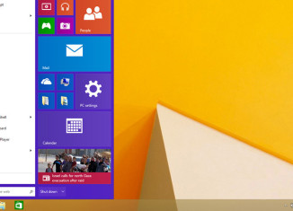 Windows 9 preview