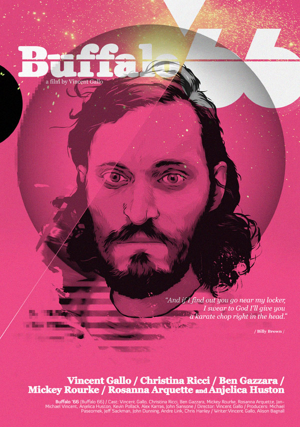 buffalo 66 cartaz vexel
