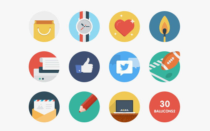 freebie icons bundle