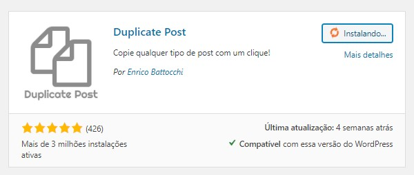 plugin duplicate post wordpress